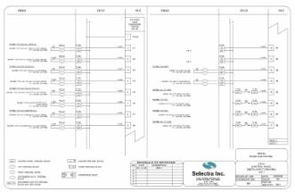 plc 1 phase starter panel on hydraulic press schematic, plc controls,  plc noise filter schematic dc contactor wiring